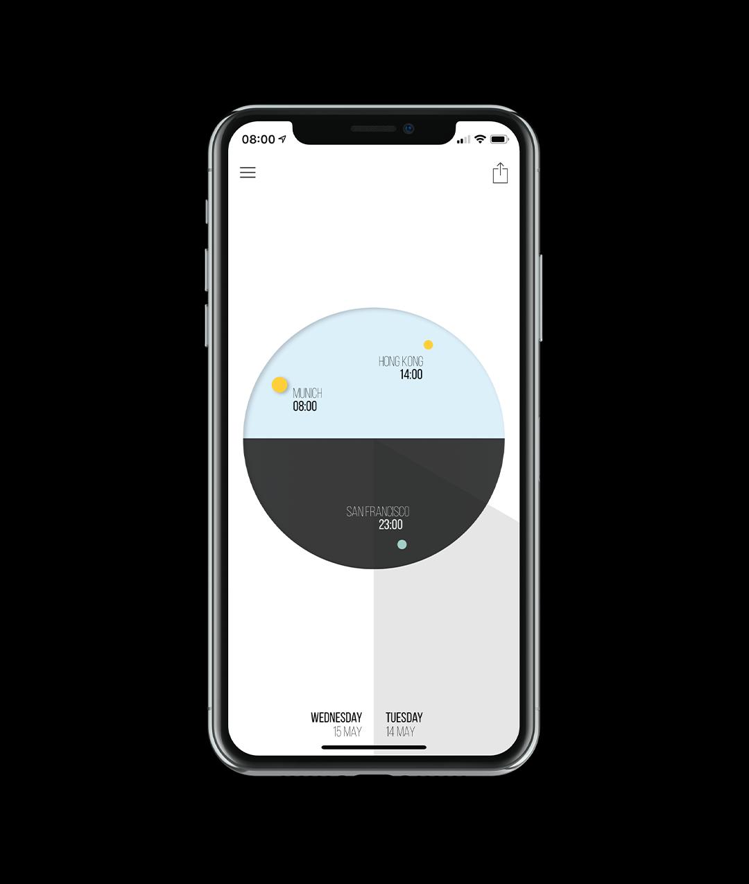 iPhoneX_Onetime_app